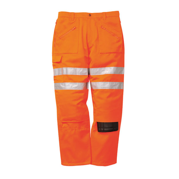 Hi-Vis GO/RT Action Trousers RT47 Portwest