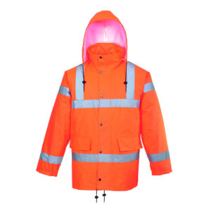Portwest Hi-Vis GO/RT Breathable Jacket RT34
