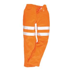 Portwest Hi-Vis GO/RT Poly-Cotton Trousers RT45