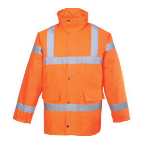 Portwest Hi-Vis GORT Traffic Jacket RT30