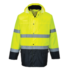 Portwest Hi-Vis Lite 2-Tone Traffic Jacket S166