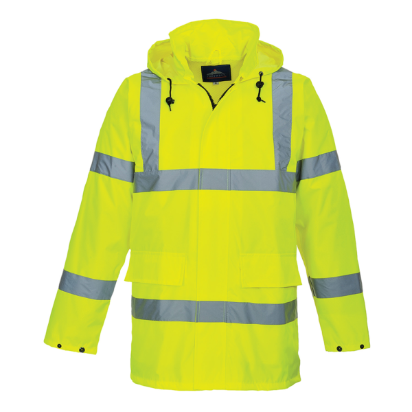 Portwest Hi-Vis Lite Traffic Jacket S160 Yellow