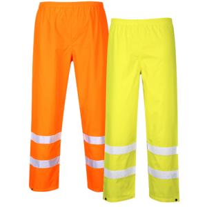 Hi-Vis Traffic Trousers S480 Portwest