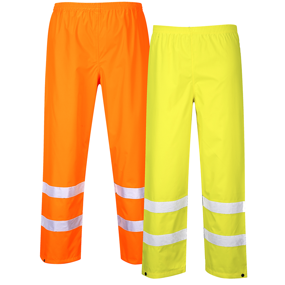 Hi-Vis Traffic Trousers S480 Portwest