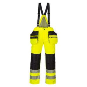 Portwest Hi-Vis Winter Trouser PW351