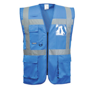 Portwest Iona Executive Vest F476 Royal Blue