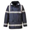 Portwest Iona Lite Waterproof Jacket S433 Navy Blue