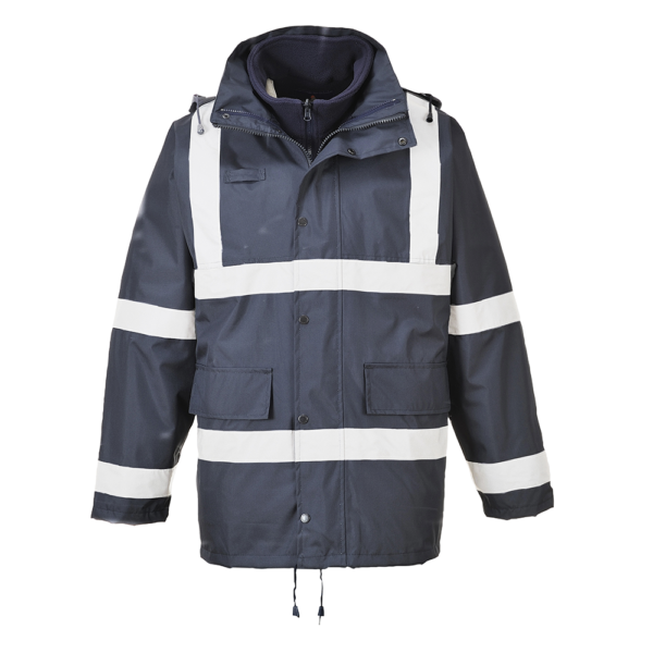 Iona Waterproof 3-in-1 Traffic Jacket S431 Portwest