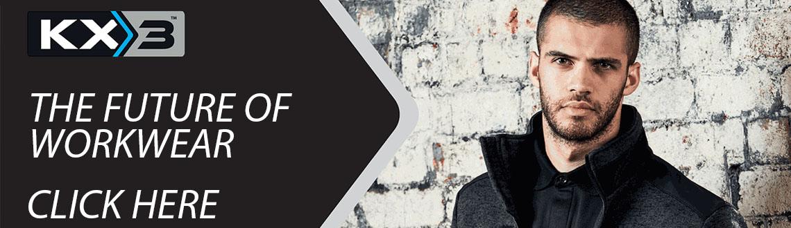 Portwest KX3 Future of Workwear