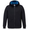 Portwest KX3 Neo Hooded Fleece T831 Black