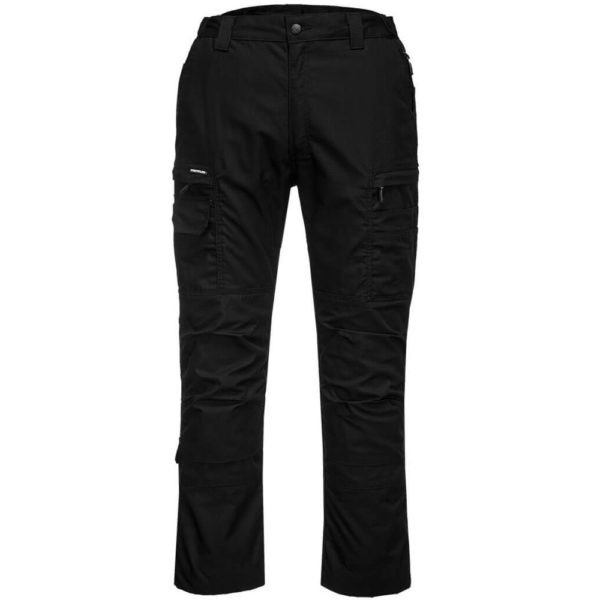 Portwest KX3 Ripstop Trousers T802 Black