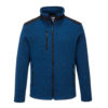 Portwest KX3 Venture Fleece Jacket T830 Persian Blue