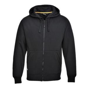Portwest Nickel Full Zip Hooded Sweatshirt KS31