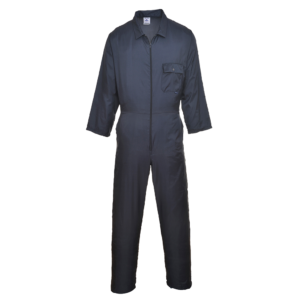 Portwest Nylon Lint Resistant Zip Coverall C803