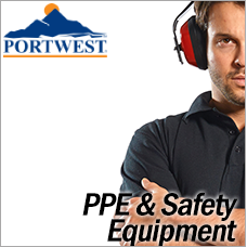 Portwest PPE and Safety Equipment