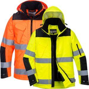 Portwest Pro Hi-Vis 3-in-1 Jacket C469