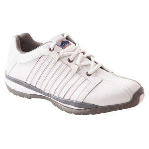 Portwest Steelite Arx Safety Trainer S1P HRO FW33 White