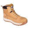 Portwest Steelite Constructo Nubuck Boot S3 HRO FW32 Honey