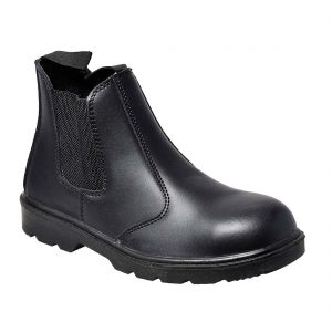 Portwest Steelite Dealer Boot S1P FW51 Black