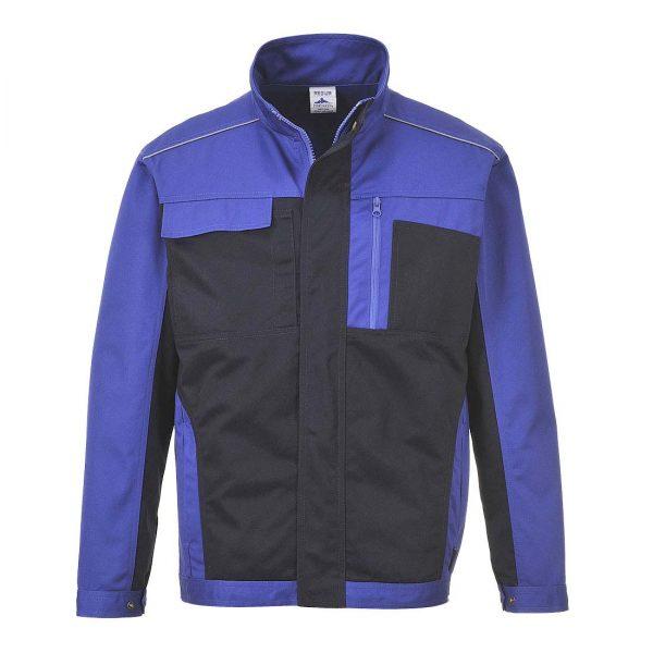 Portwest Texo 300 Hamburg Jacket TX33 Navy Blue
