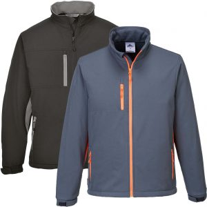 Portwest Texo Contrast Softshell Jacket TX45