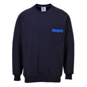 Portwest Texo Contrast Sweatshirt TX23