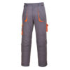 Portwest Texo Contrast Work Trousers TX11 Grey