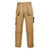 Portwest Texo Contrast Work Trousers TX11 Khaki