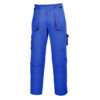 Portwest Texo Contrast Work Trousers TX11 Royal Blue