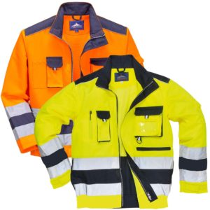 Portwest Texo Hi-Vis Lille Jacket TX50