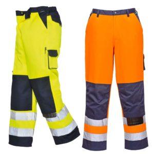 Portwest Texo Hi-Vis Lyon Trousers TX51