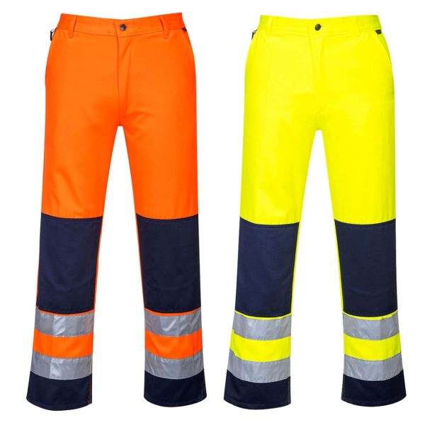 Portwest Texo Hi-Vis Seville Trousers TX71