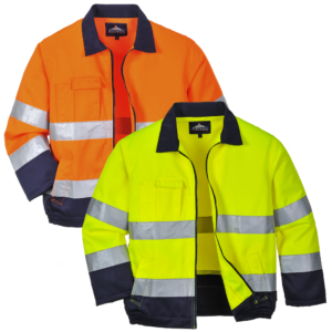 Portwest Texo Madrid Hi-Vis Jacket TX70