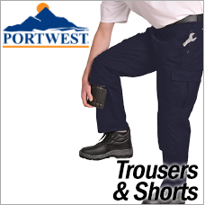 Portwest Trousers and Shorts