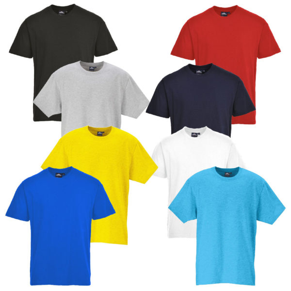 Portwest Turin Premium T-Shirt B195