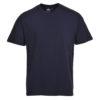 Portwest Turin Premium T-Shirt B195 Navy Blue