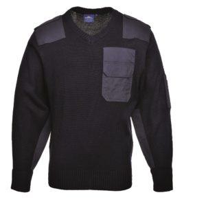Portwest V-Neck Nato Sweater B310
