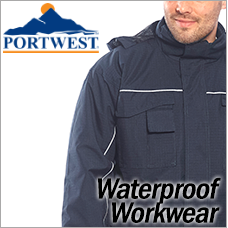 Portwest Waterproof Workwear