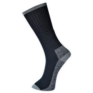 Portwest Work Socks 3 Pack SK33 Black