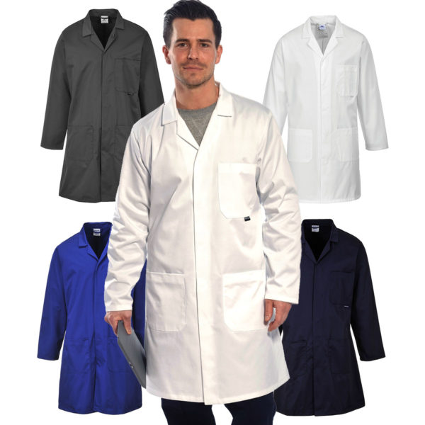Portwest Workwear Lab Coat 2852