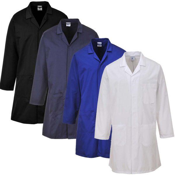 Portwest Workwear Lab Coat 2852