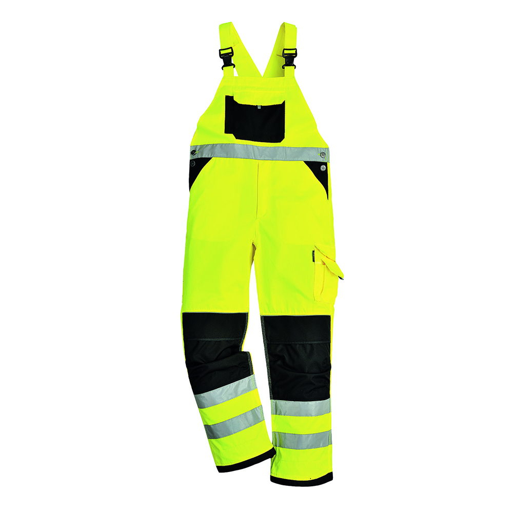 Xenon KS62 Hi-vis bib and brace Portwest