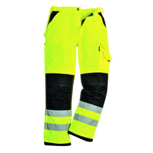Portwest Xenon Hi-Vis Trousers KS61