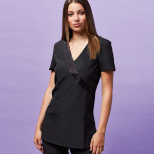 Premier Ladies Rose Short Sleeve Tunic PR690
