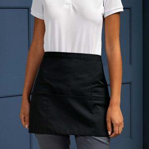 Premier Zip Pocket Waist Apron PR105