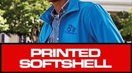 Printed Softshell