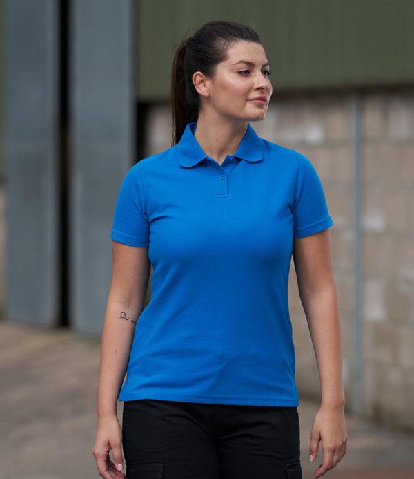 Pro RTX Ladies Pro Pique Polo Shirt RX101F