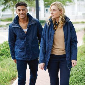 Regatta Benson III 3-in-1 Breathable Jacket TRA147