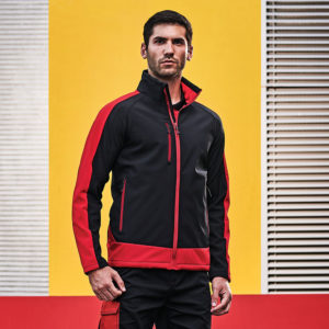 Regatta Contrast 3-Layer Softshell Jacket TRA618