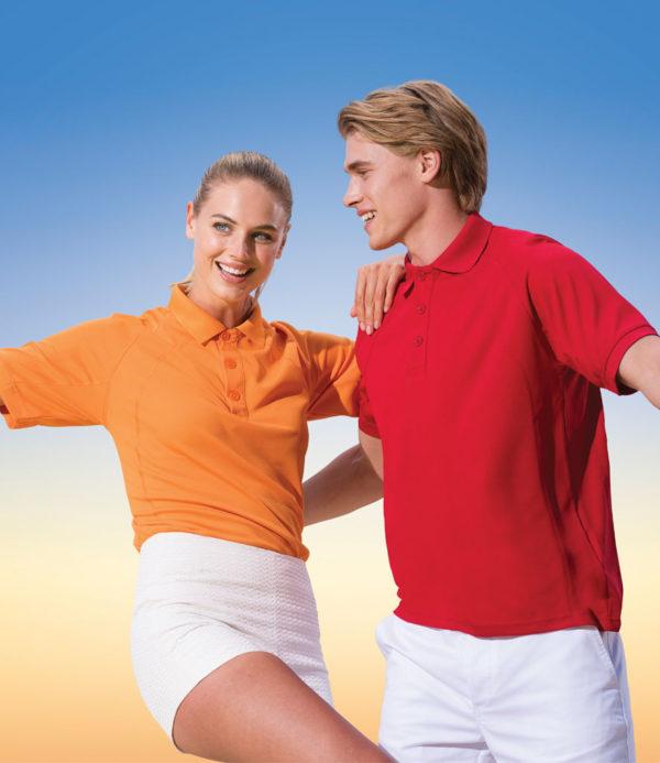 Regatta Coolweave Unisex Pique Polo Shirt TRS147